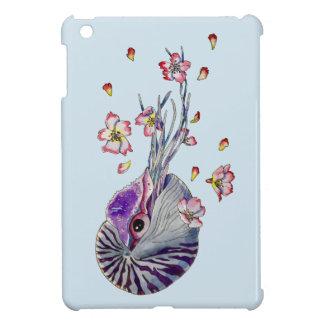 春のオウムガイ iPad MINIケース