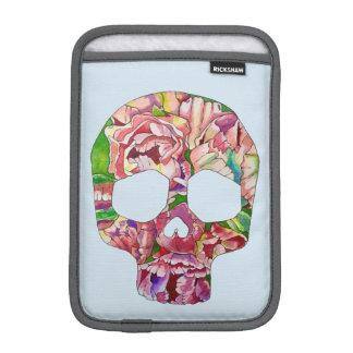 春のスカル iPad MINIスリーブ