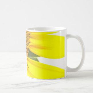春のヒマワリ コーヒーマグカップ