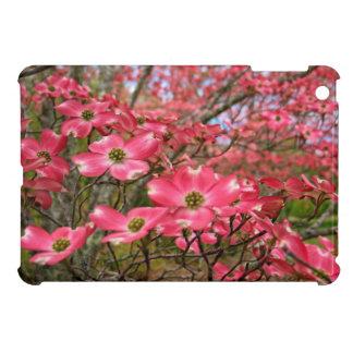 春のピンクのミズキの開花の夢を見ること! iPad MINI カバー