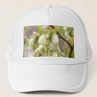 春のブルーベリーの花 キャップ
