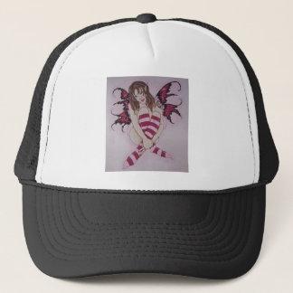 春の妖精の帽子 キャップ