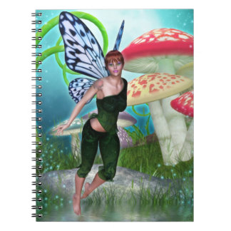 春の妖精 ノートブック