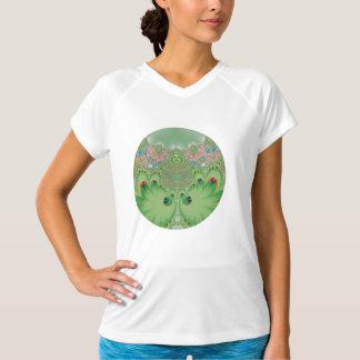 春の庭 Tシャツ