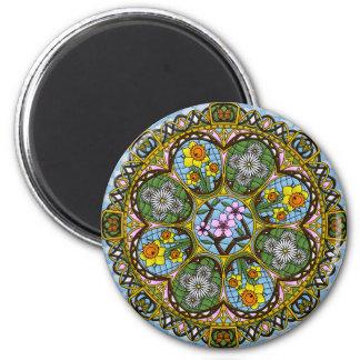 春の新しいの磁石 マグネット