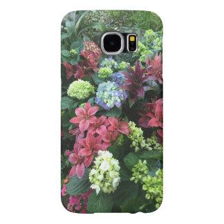 春の花の電話箱 SAMSUNG GALAXY S6 ケース