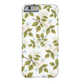 春の花のiPhone 6/6s、やっとそこに Barely There iPhone 6 ケース