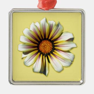 春の花柄のタンポポを考えて下さい メタルオーナメント