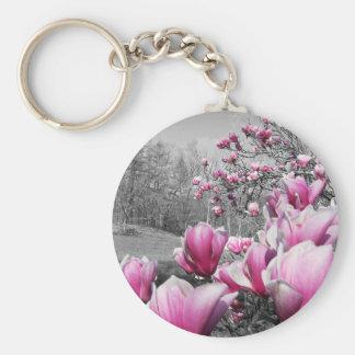 春の花 キーホルダー
