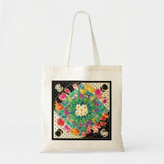 春の花 トートバッグ
