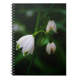 春の花 ノートブック