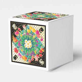 春の花 フェイバーボックス