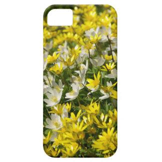 春の野生の花 iPhone SE/5/5s ケース