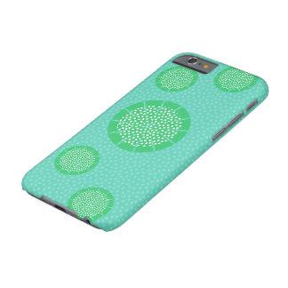 春の間フルーツのよう、緑 BARELY THERE iPhone 6 ケース