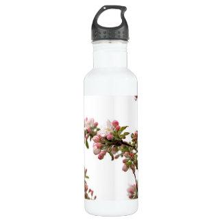春のAppleの花 ウォーターボトル