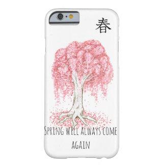 春はiPhone 6/6Sを常に再度来ます Barely There iPhone 6 ケース