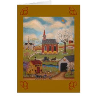 春 カード