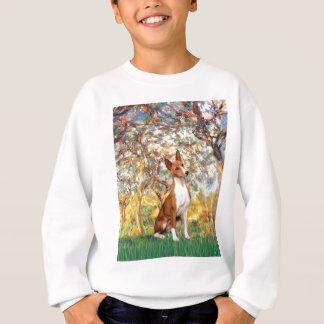 春- Basenji スウェットシャツ