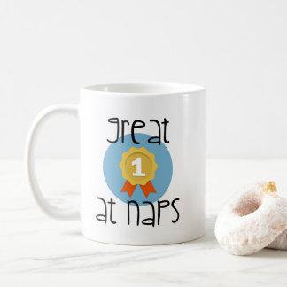 昼寝で素晴らしい コーヒーマグカップ