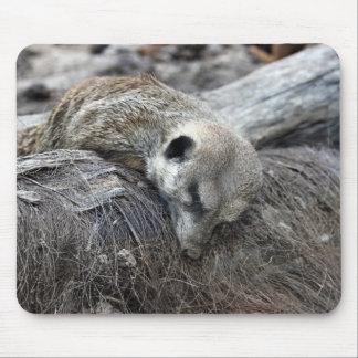 昼寝の時間 マウスパッド
