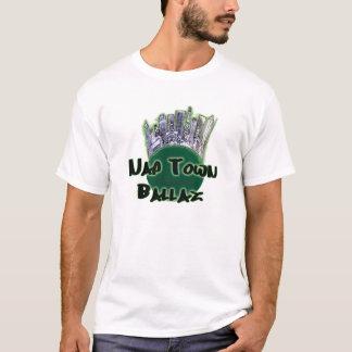昼寝の町Ballaz Tシャツ