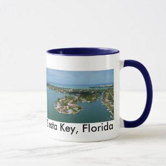 昼寝の鍵、フロリダのコーヒー・マグ マグカップ