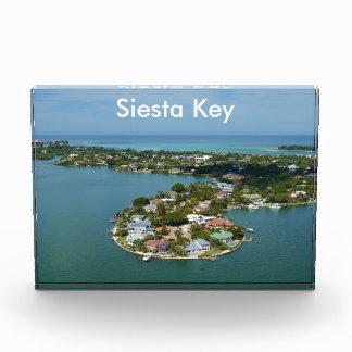 昼寝の鍵、フロリダ 表彰盾