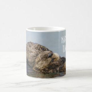 昼寝の   時間 コーヒーマグカップ