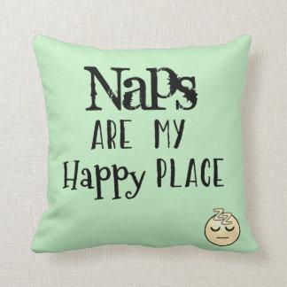 昼寝は私の幸せな場所です クッション