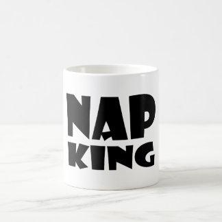 昼寝王 コーヒーマグカップ