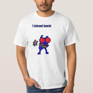 昼食を恋しく思われるabba- I Tシャツ