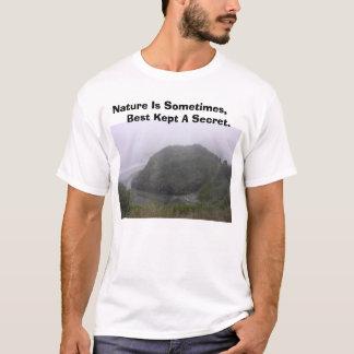 時々自然 Tシャツ