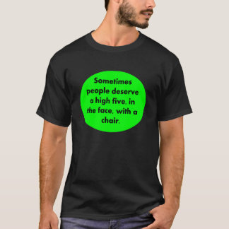 時々高い5… Tシャツ