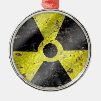 時の印-原子灰の原子力の放射 メタルオーナメント