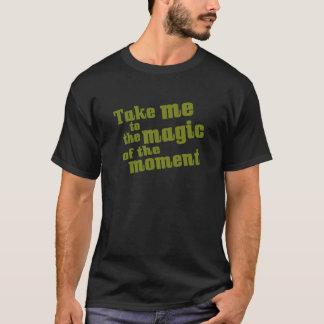 時の魔法 Tシャツ