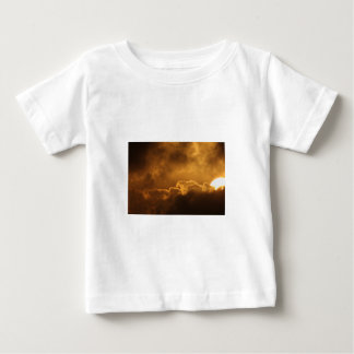時空のひび ベビーTシャツ