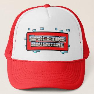 時空の冒険の帽子-赤 キャップ