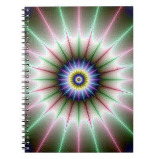 時計の星のノート ノートブック
