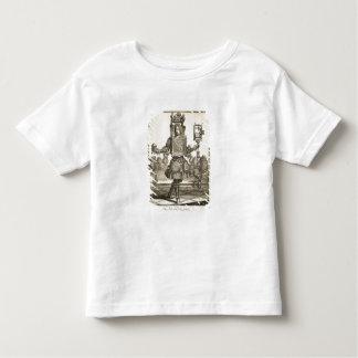 時計メーカーのための衣裳、パブ。 Gerard Valck (1著 トドラーTシャツ