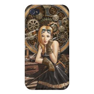 時計仕掛け: 支配権-アビゲイルのiphone 4ケース iPhone 4 ケース