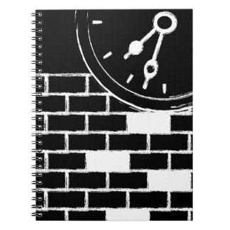 時計台のノート ノートブック