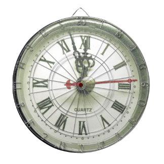 時計 ダーツボード