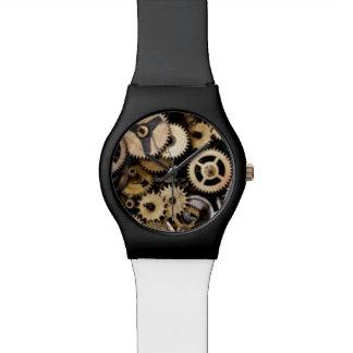 時間のギア 腕時計