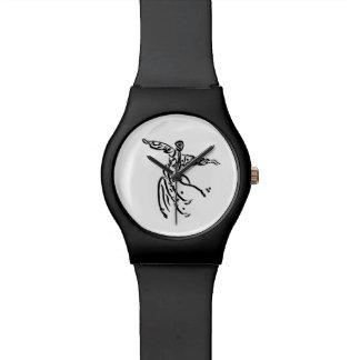 時間のダンス 腕時計