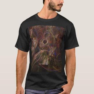 時間のフラクタル Tシャツ