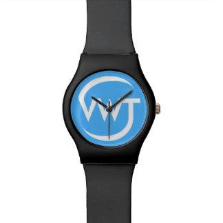 時間の旅行者の腕時計(黒) 腕時計