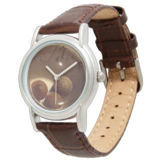 時間の泡 腕時計