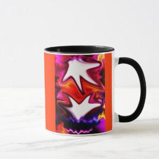 時間の範囲 マグカップ