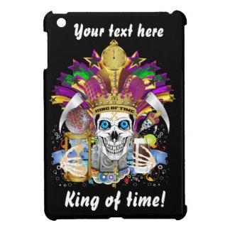 時間の謝肉祭の眺めの王は暗示します iPad MINIカバー