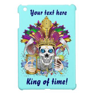 時間の謝肉祭の眺めの王は暗示します iPad MINIケース